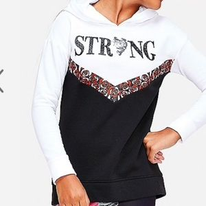 NWT Justice Tunic Hoodie